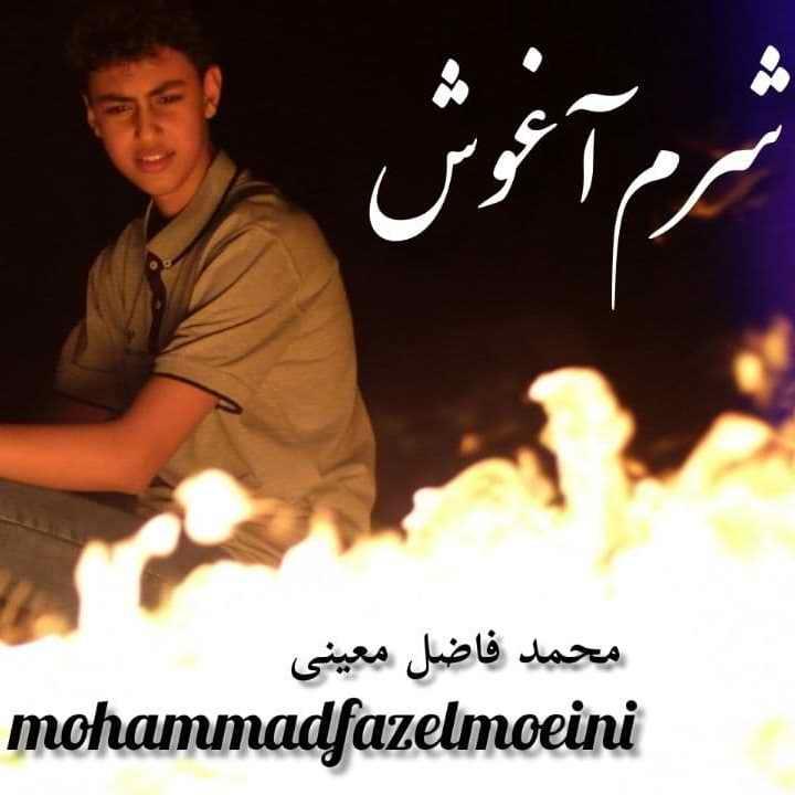 دانلود موزیک جدید محمدفاضل معینی شرم آغوش