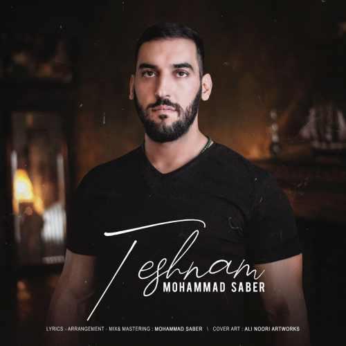دانلود موزیک جدید محمد صابر تشنم